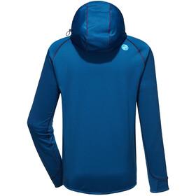 PYUA Exceed-Y S Veste à capuche zippée Homme, poseidon blue